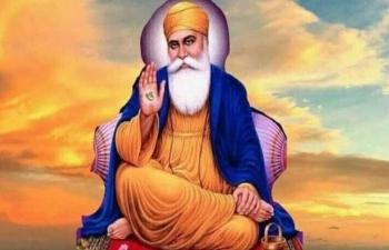 Celebrations of the 550th birth anniversary of Sh. Guru Nanak Dev Ji