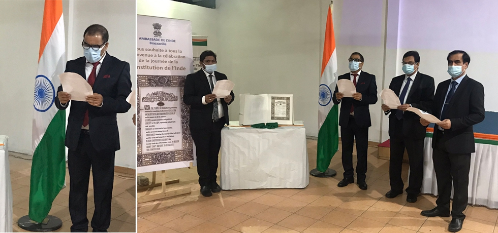 Celebration of Constitution Day 2020