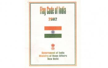 Flag Code of India